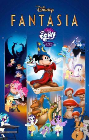 The Disney Chronicles III: Fantasia by Dinodisneylover1