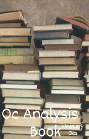 Oc Analysis Book by bakespotato