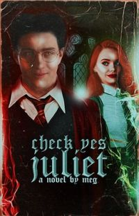 CHECK YES JULIET ▷ JAMES POTTER [1] cover