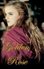 Golden Rose by MaethorielArtemis
