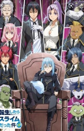 Smile... (That Time I Got Reincarnated As A Slime x Abused Male Reader) by ViperSnak