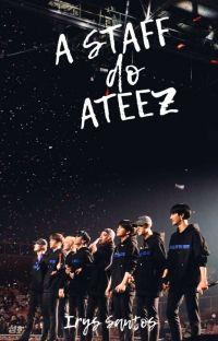 A STAFF DO ATEEZ cover
