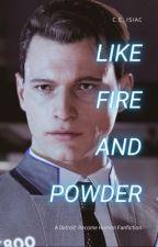 Like Fire and Powder by isiac_