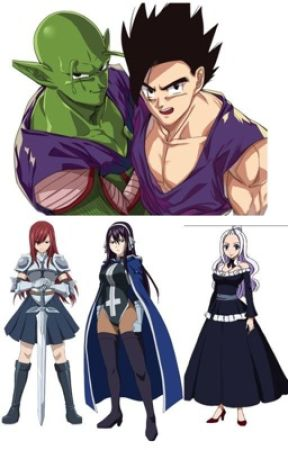 Gohan Piccolo S Fairy Tail Gohan X Erza Piccolo X Mirajane Lullaby On The Loose Piccolo Gohan S First Job With Team Natsu Wattpad Search, discover and share your favorite mirajane gifs. wattpad