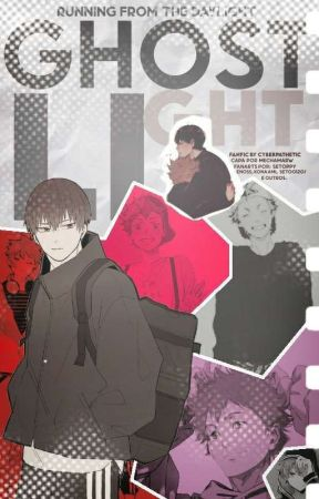 GHOSTLIGHT. haikyuu!! by the11aces