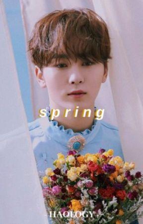 spring | verkwan by HAOLOGY