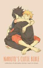 Naruto's Cutie Bible by HiJustForFunKay