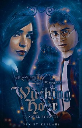 Witching Hour ━━ Harry Potter by glxnnrhees