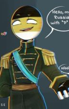 My Russia with the P ((Prussia x RE)) by NightmareCrystalMoon