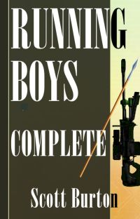 Running Boys - Complete cover
