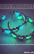 Neon Pendants by Queen_afrah