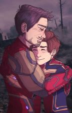 Peter Parker and The Avengers: Wrong Number AU by _Pizza-Roll_