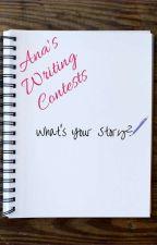 Ana's Writing Contests by BJBrijmohan