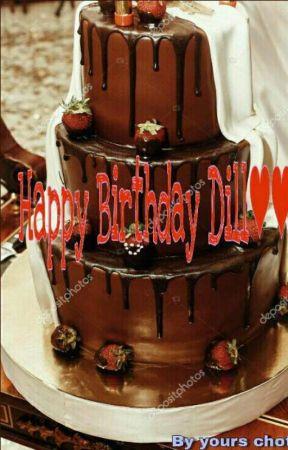 Happy birthday dill by HriduanaMunna