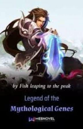 Legend of The Mythlogical Genes - 3 by Kyaroru-Sama