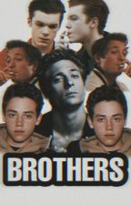 BROTHERS ✓ GALLAGHER BOYS by motha-fucka