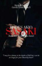 Greek God#3: Hades Akio Sasaki by Helios_Luna