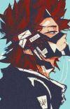 • Unchained • Alpha!Kirishima X Omega!Reader (Omegavers) cover