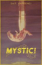 MYSTIC! . . . GEORGE WEASLEY by ANDR0MEDAZ