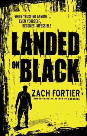 Landed On Black Release by zachfortier