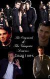 The Vampire Diaries/ The Originals - Imagines. cover
