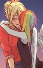 You're My Purpose ~Appledash by st45struck