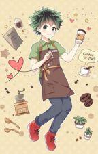 The cute barista. (Todobakukirideku) by Anime_fan_12341