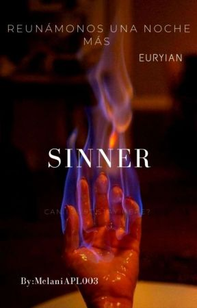 SINNER  by MelaniAPL003