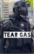 Tear Gas (Spec ops guy) by skzultra