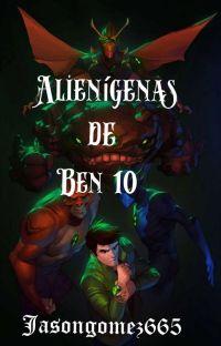 Todos los Aliens de Ben 10  cover