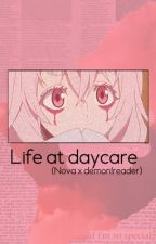 Life at the daycare academy  by RyliefosterTwT