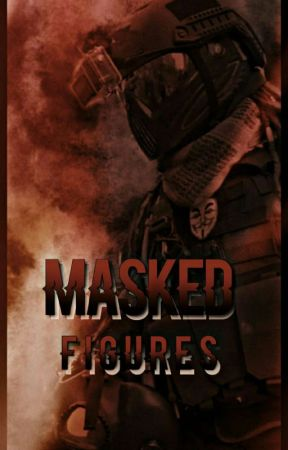 Masked Figures by tanksubs