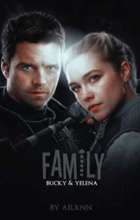 FAMILY ━━ bucky & yelena (PRÓXIMAMENTE) by ailxnn
