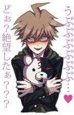 Surprise! It's Me~   AU Mastermind!Makoto Naegi by Detective_xoxo