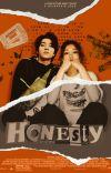 HONESTY ✓ cover