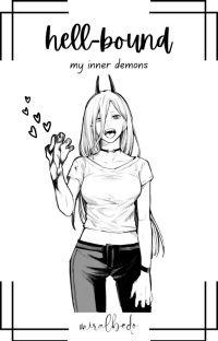 ✘ hell-bound ; my inner demons cover