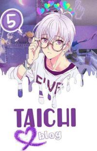 Taichi Blog cover