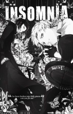 Insomnia • Akutagawa x Reader x Atsushi by makiizzenin
