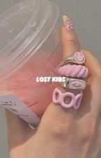 Lost kids || Nomin by hozeokz
