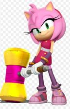 Amy Rose (Boom) x Reader by Super_Shadow39