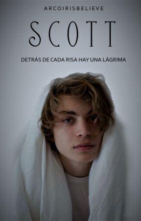 Scott [Precuela de Adam] by ArcoirisBelieve