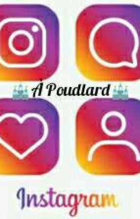 Même à Poudlard il y'a Insta by Votre_petite_folle