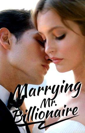 Marrying Mr. Billionaire (AZURA DEL PARAISO #1) by theservantqueen