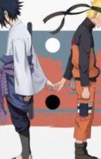 Sasunaru because why not by Narutos_Headband420