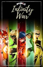 Miraculous Infinity War (crossover) AU by solnnius