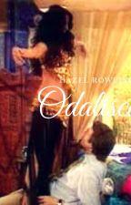 Odalisca-Jade y Said by HazelRowling