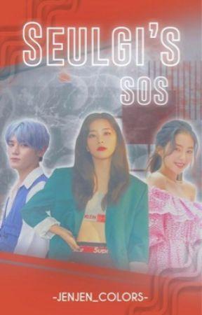 Seulgi's SOS \\ SeulYongRene by -JENJEN_COLORS-