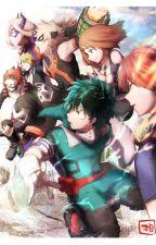 Boku No Hero Academia X MaleReader  by AzukiKashima