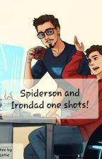 Spiderson and Irondad oneshots  by fluffychantie