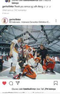 Gen Halilintar story cover